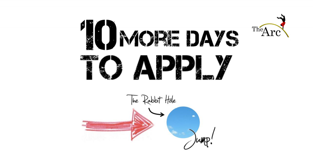 The Arc UK: 10 more days to apply