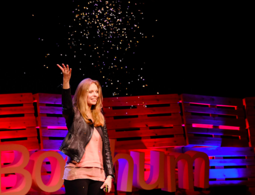 🎥 The Arc TEDx Talk: Say YES to your Inner Rollercoaster