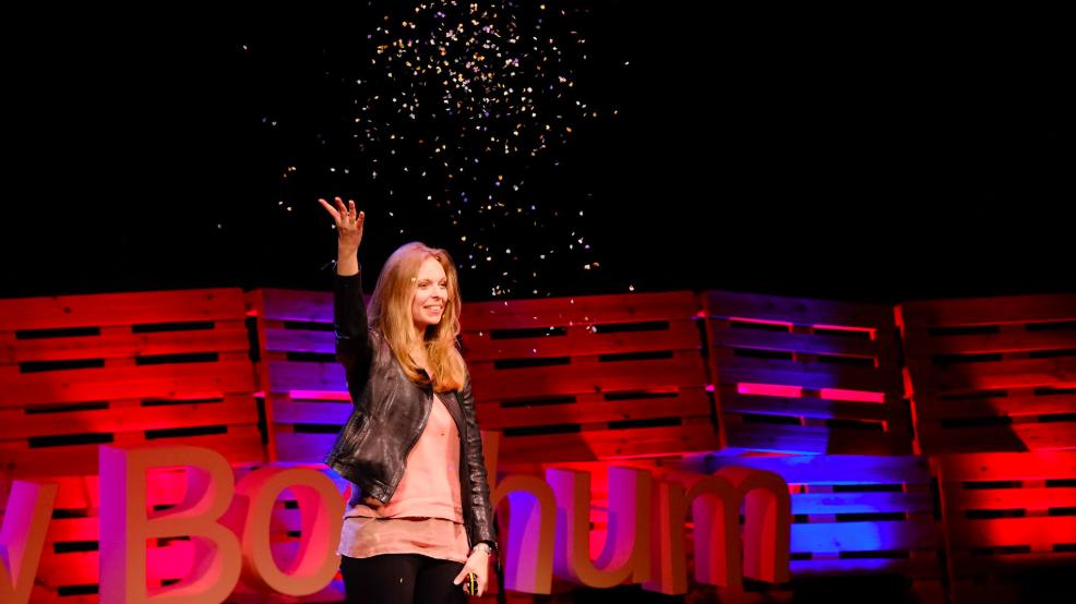 TEDx online dating