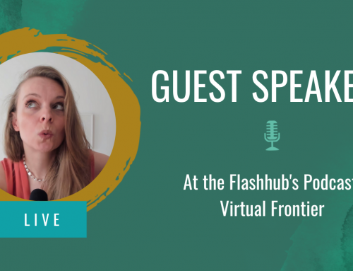 How to Screw Up Your Business With Delayed Decision Making | 🎥 The Arc Guest Speaker at Virtual Frontier Podcast by Flash Hub